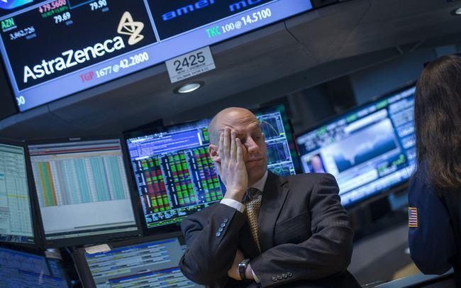 Nỗi lo chiến tranh thương mại kéo dài, Dow Jones mất hơn 100 điểm
